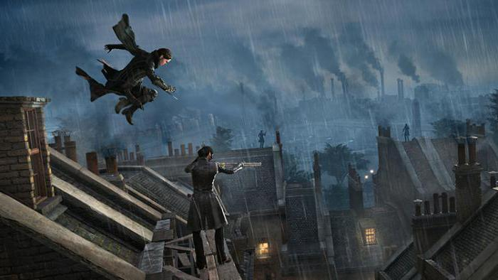assassins creed syndicate ошибки