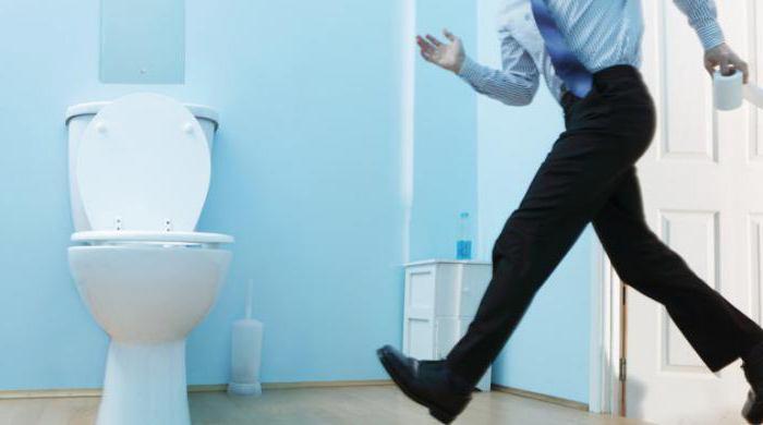 При простатите часто ходишь в туалет