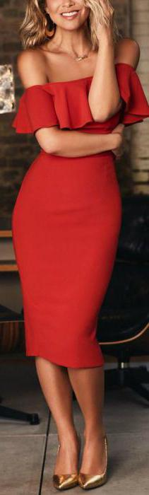 red dress case