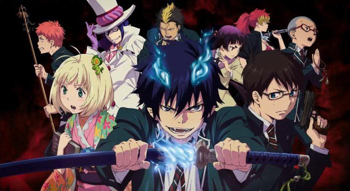 anime about vampires and demons list