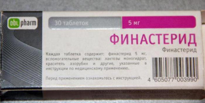 Препараты при облысении