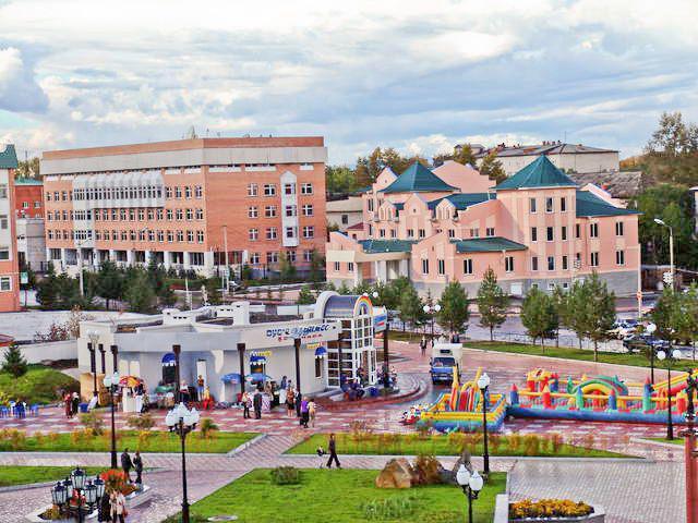 Birobidzhan where is the country
