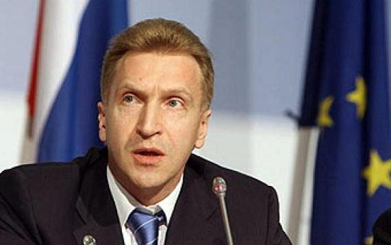 Igor Shuvalov nationality