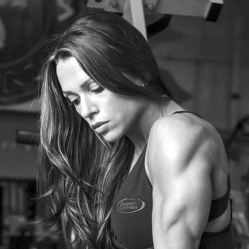 Oksana Grishina Bodybuilding