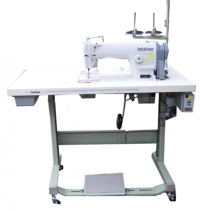 straight-line industrial sewing machine