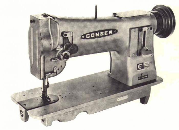 needles for industrial sewing machines