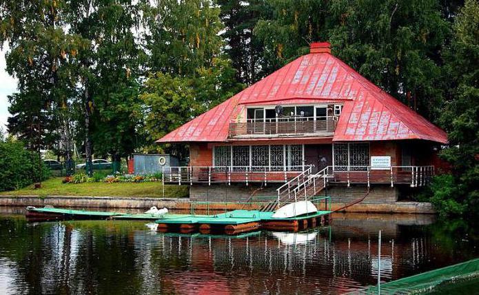 Krestovsky Island St. Petersburg Park