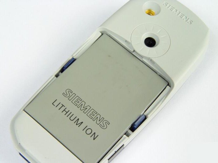 siemens c65 battery