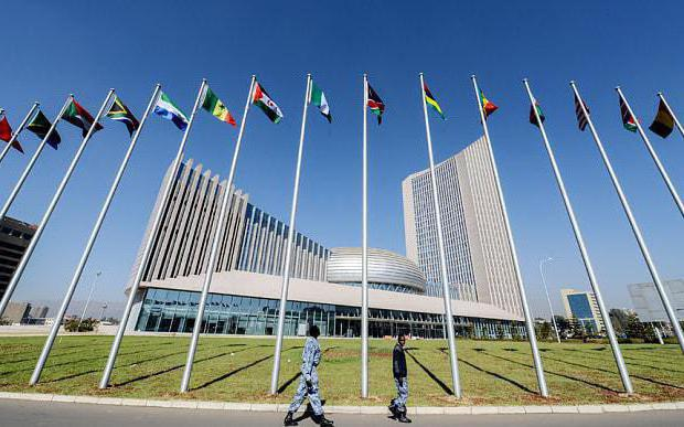 African Union country
