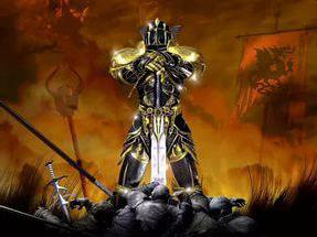костюм рыцаря