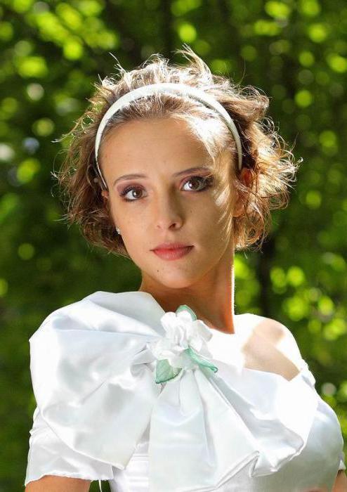 Actress Galina Zvyagintsev
