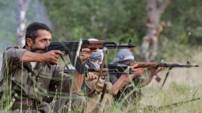 PKK Workers Party of Kurdistan