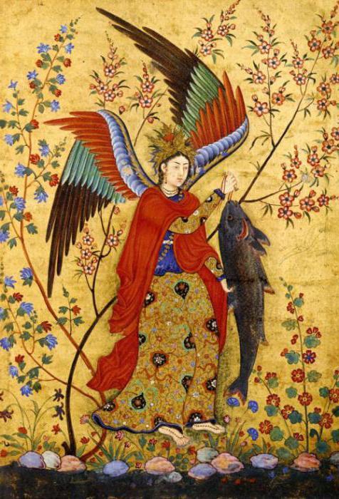 ангелы в исламе описание
