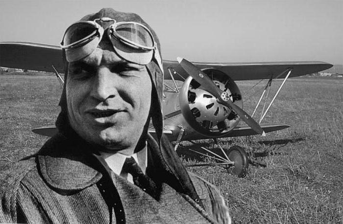 Test pilots of the Soviet Union