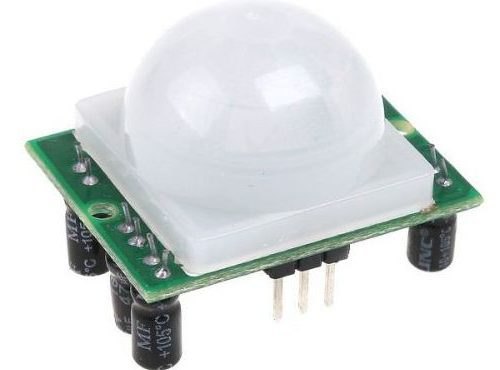 alarm for giving with motion sensor