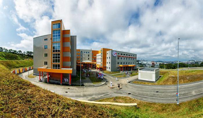 perinatal center of Vladivostok
