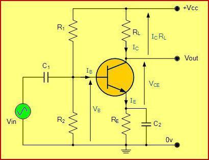 OE Transistor Circuit