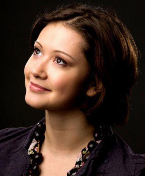 Alexandra Volkova actress