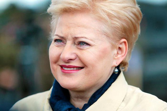 Lithuanian President photo