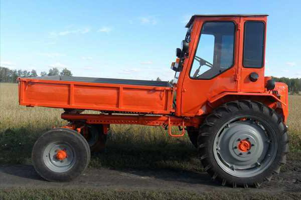 Т-16 трактор: технические характеристики