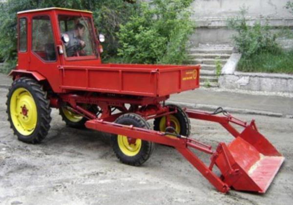 Естественно, новый трактор т-16 сейчас купить невозможно