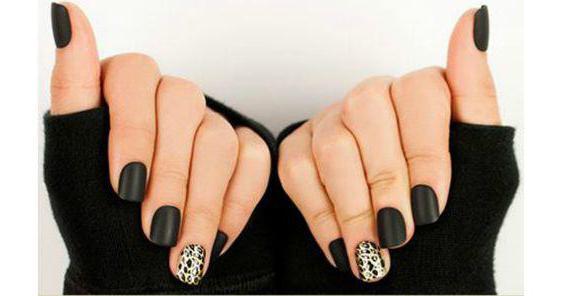 Маленькие ногти