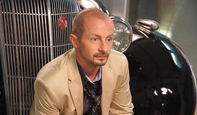 Yuri Tarasov actor