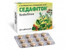 instructions for use of sedafiton