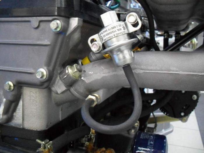 ремонт регулятора давления топлива