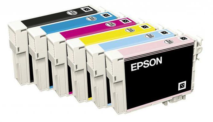 printer epson photo p50
