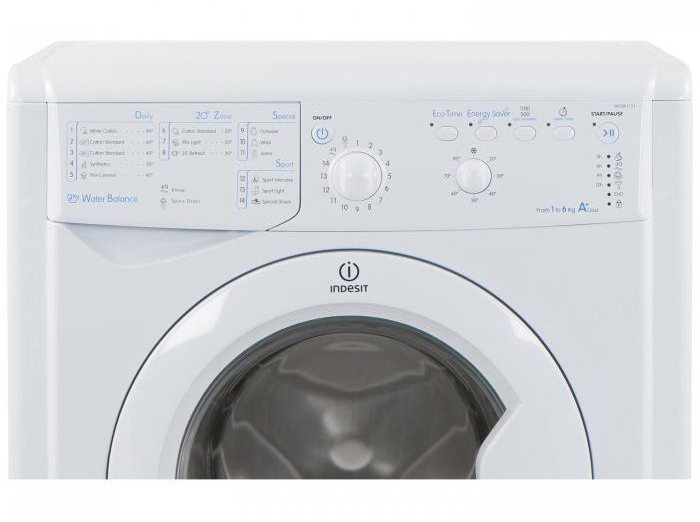 washing machine Indesit IWSB 5085