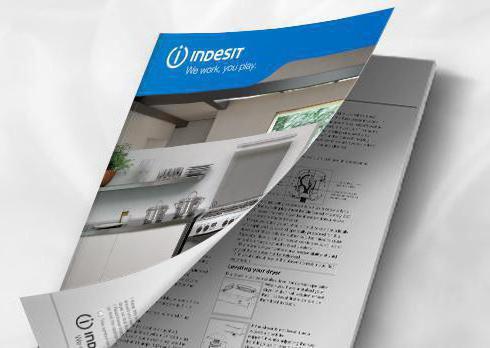 washing machine Indesit IWSB 5085 manual