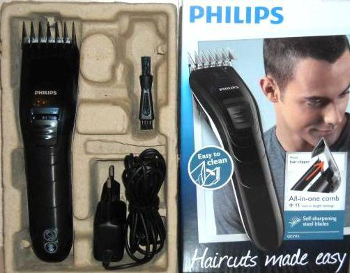 Philips QC 5115 15