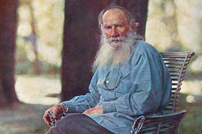 The life and work of Leo Tolstoy