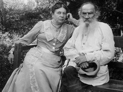 The personal life of Tolstoy Lev Nikolayevch