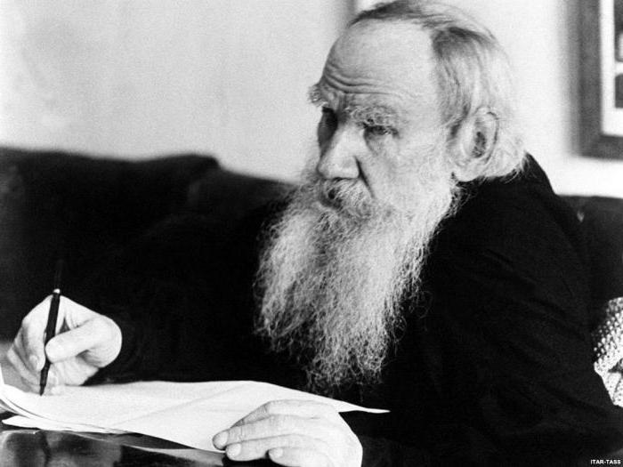 10 facts from the life of Tolstoy Lev Nikolayevich