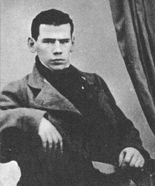 Interesting facts about their lives of Leo Tolstoy