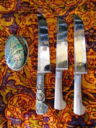 узбекский нож пчак фото