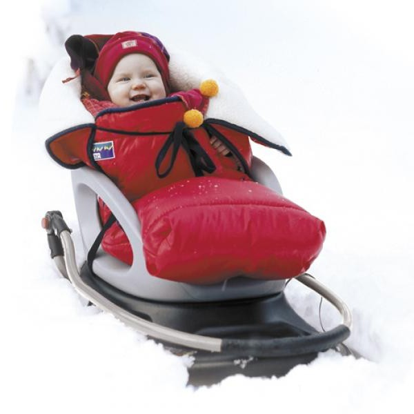 296668 - санки lider kids snow baby dream - новые (красноярск, красноярский край)