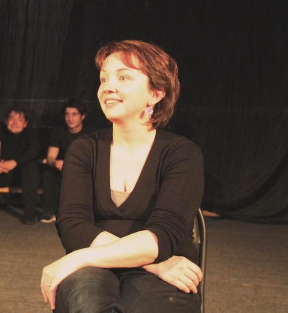 Catherine Gorokhovskaya voiced lizu