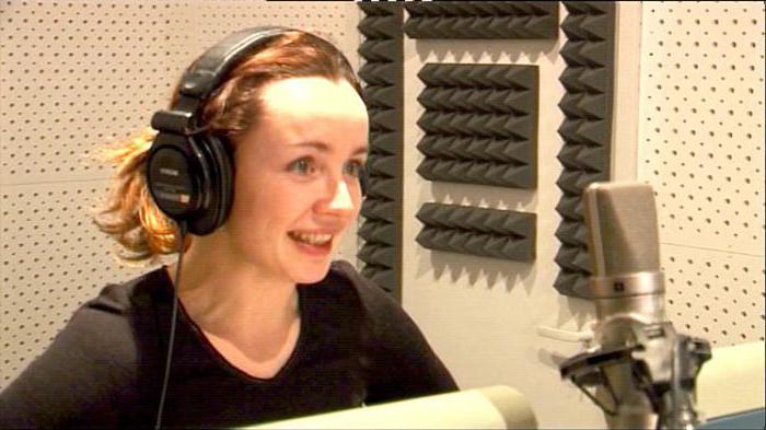 Ekaterina Gorokhovskaya voiced liza from Barboskinyh