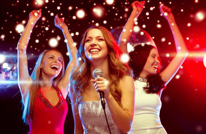karaoke songs popular list