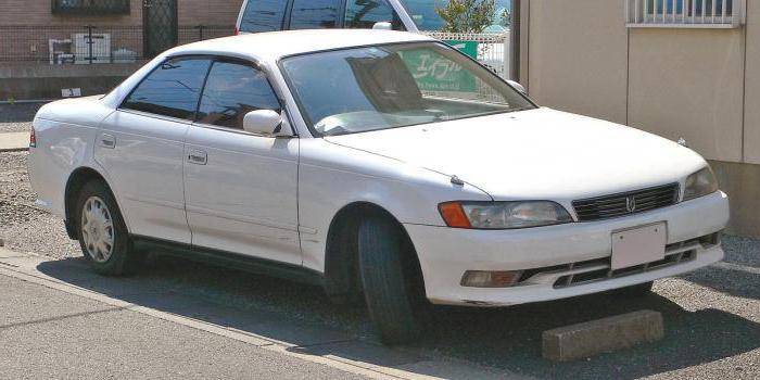 Toyota Mark 2 Samurai
