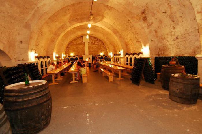 New Crimean Champagne
