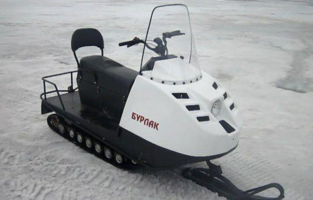 snowmobile burlak reviews