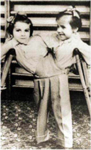 sisters Krivoshlyapovy
