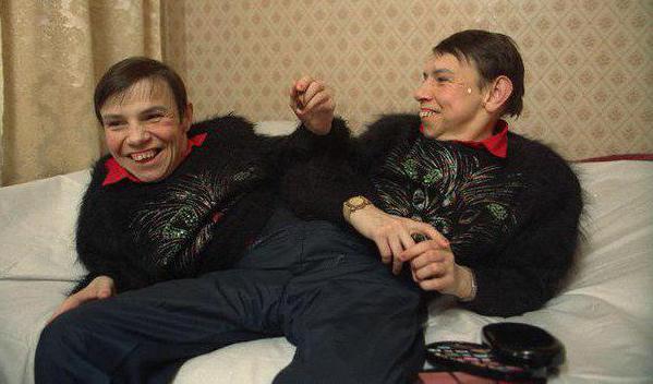 Sisters Krivoshlyapovy personal life