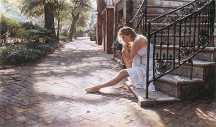 watercolors steve hanks