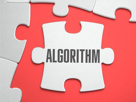 program for algorithmic language