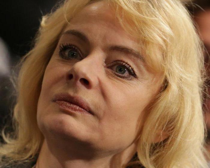 Maria Selyanskaya actress